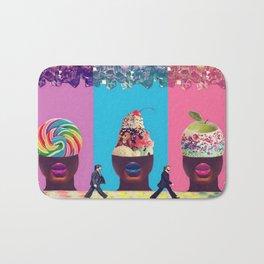 Sundae Candy Bath Mat