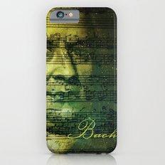 Johann Sebastian Bach Slim Case iPhone 6s