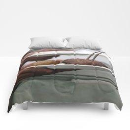 Summertime Grilling Comforters