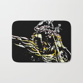 Highway to Hell Bath Mat