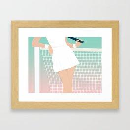 Let's Play #society6 #decor #buyart Framed Art Print