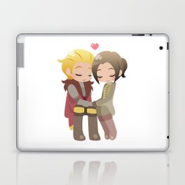 Dragon Age - Cullen and Inquisitor [Commission] Laptop & iPad Skin