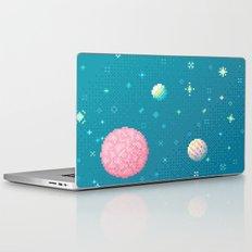 Brain Planet (8bit) Laptop & iPad Skin