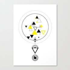 Modern Alchemy Y3 Canvas Print