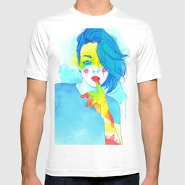 Colorful Kaya T-shirt
