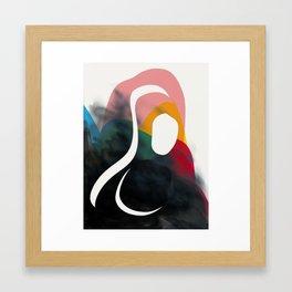Abstract Comp. 0019 Framed Art Print