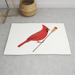 Crew Cardinal Rug