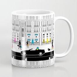 Shopping Avenue Montaigne Coffee Mug