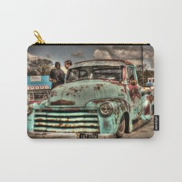 Rusty Chevrolet HDR Carry-All Pouch