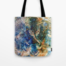 Spirit of Ganesh Tote Bag