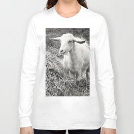 Goat Square Long Sleeve T-shirt