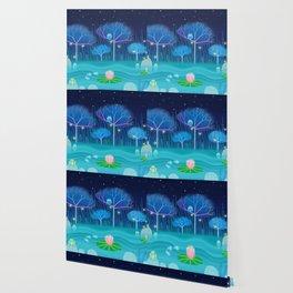 Treescape 3 Wallpaper
