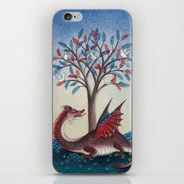 Peridexion tree iPhone Skin