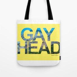 Gay Head Martha's Vineyard in Yellow Tote Bag