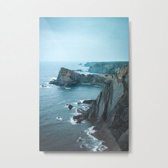 Portugal coast Metal Print