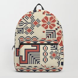 Embroidery from Palestine Backpack