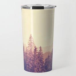 Faded Hills Travel Mug