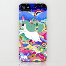 Gary the Farting Unicorn Slim Case iPhone (5, 5s)
