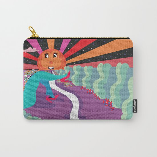 Peeper's Paradise Carry-All Pouch