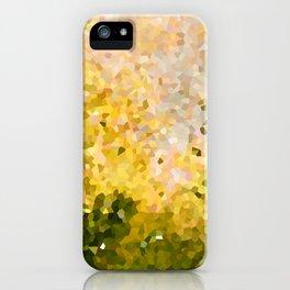 Yellow dream iPhone Case