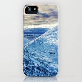 Thinning Ice iPhone Case