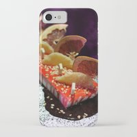 dessert iPhone & iPod Cases featuring Dessert #2 by Ornaart