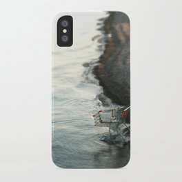 Modern Consumption iPhone Case