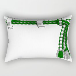 Cordao Mestre 1 Rectangular Pillow