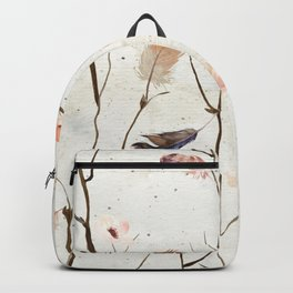 Feather Tree Backpack