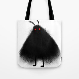 Your Fellow Friendly Cryptid: Mothman Tote Bag