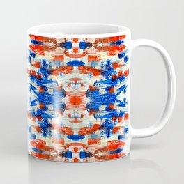 kaleidoscope ethno art smears Coffee Mug