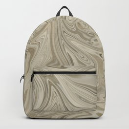 Desert Clay Marble Backpack