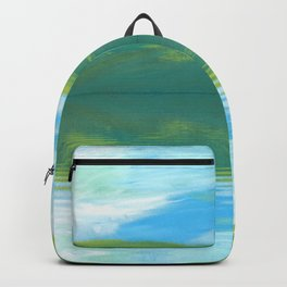 The Clearing With Reflection Backpack