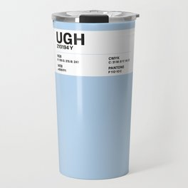 Ugh - Colour Card Travel Mug