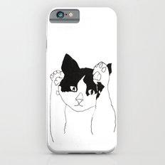 paws up cat Slim Case iPhone 6s