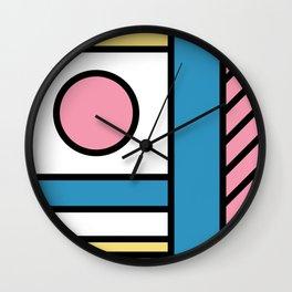 Nostalgia 004 Wall Clock
