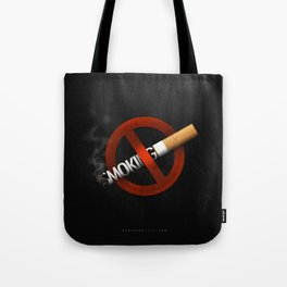 No Smoking - Smoking Kills Tote Bag