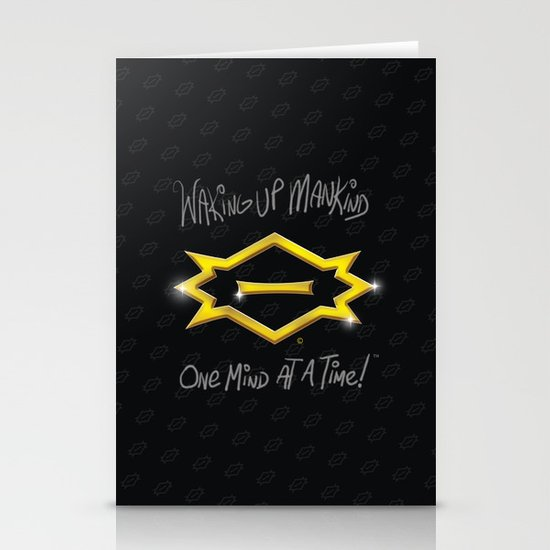 C2 & Posse Emblem Stationery Cards