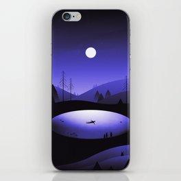 It's Here iPhone Skin