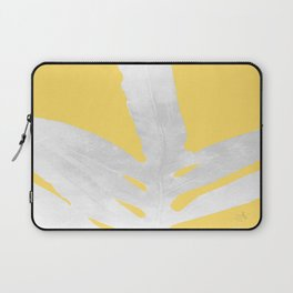 Ferns and Tangerines Laptop Sleeve