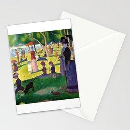 A Sunday on La Grande Jatte Stationery Cards