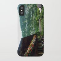 switzerland iPhone & iPod Cases featuring Switzerland by ainslieeee