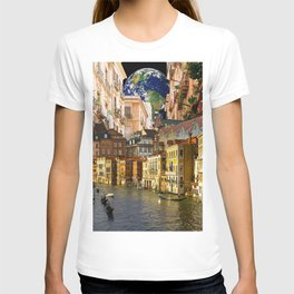 A Glimpse of the World T-shirt