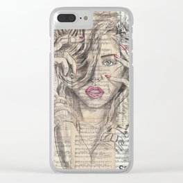 Pearl Clear iPhone Case