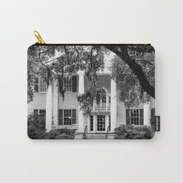 Charleston, South Carolina Plantation House Carry-All Pouch