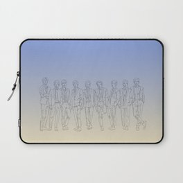 Romantic Universe Laptop Sleeve