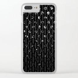 Polkadots Jewels G191 Clear iPhone Case