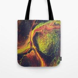 Сosmic whirlwind Tote Bag