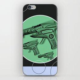 Retro atomic blast... er? iPhone Skin