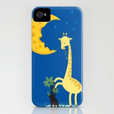 The Delicious Moon Cheese Slim Case iPhone (4, 4s)